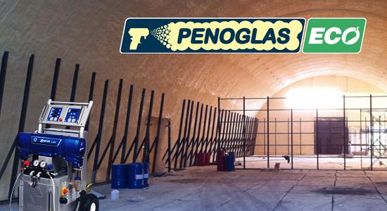 Мы утепляем применяя ППУ-системы PENOGLAS™