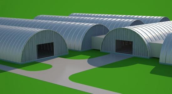 Проект комплекса на 20 500 тонн