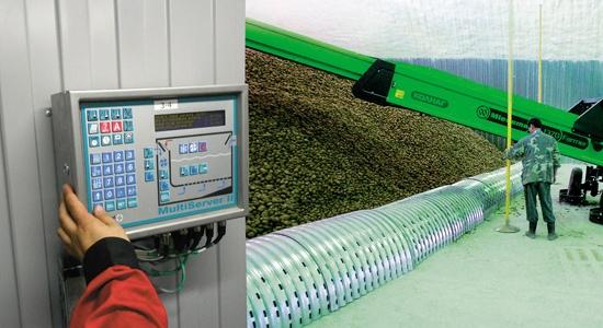 Автоматизированная вентиляционная система